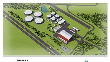 Site for chicken litter conversion plant approved by Sussex Planning and Zoning