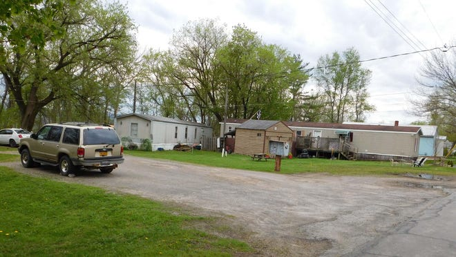 An East Herkimer trailer park was among the projects the Greater Mohawk Valley Land Bank had stake in within Herkimer County.