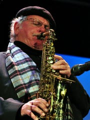 Richie Cole will perform with the Harpur Jazz Ensemble