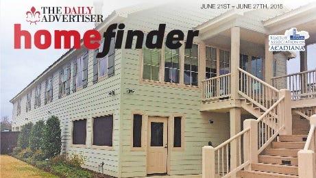 Homefinder: June 21