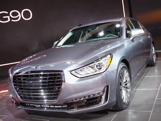 Honda Luxury Brand >> Hyundai starts luxury Genesis car brand