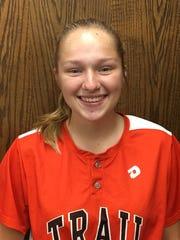 Savanna Abner, National Trail softball