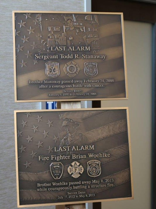 1 - wsd plaques