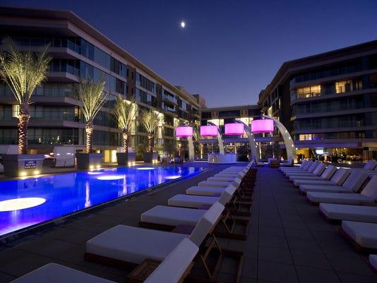 W Scottsdale hotel
