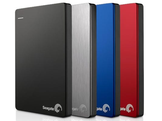 Seagate Backup Plus Slim - a