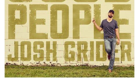 "Josh Grider's new single is ""Good People,"" released Oct. 6, 2017."