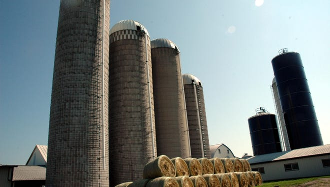 "The three ""silos"" of FARM, dairy's comprehensive quality assurance program, cover animal care, antibiotic use and environmental stewardship."