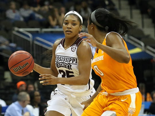 Mississippi State's Victoria Vivians will lead a team that returns 90% of its scoring from last season.