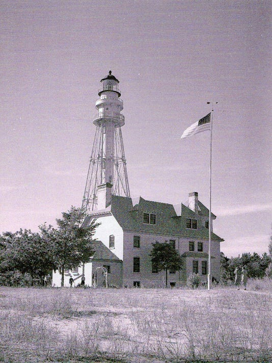 Rawley Point Lighthouse