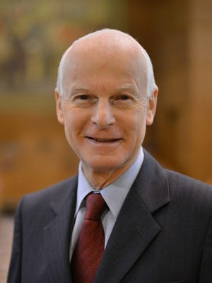 Oregon Secretary of State Dennis Richardson.