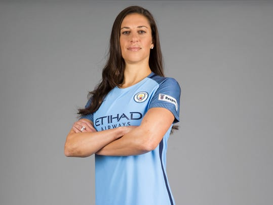 Carli Lloyd To Man City