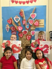 Learning how to be kind to others on Valentine's Day