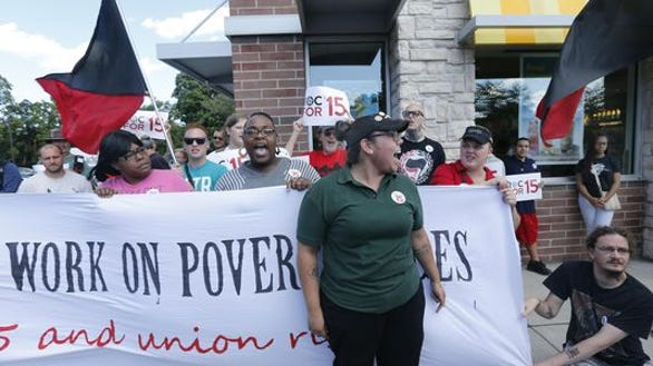 Minimum Wage Ny  Fast Food In Buffalo New York