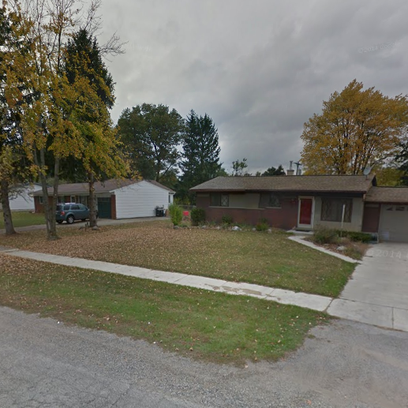 This is the Oxford neighborhood where a 29-year-old
