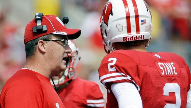 Wisconsin coach Paul Chryst has the Big Ten's worst rushing defense heading into Saturday's game against Troy.