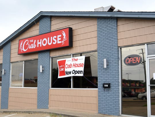 The Crab House has opened and is located at 38th Avenue