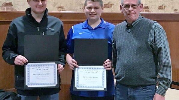 lemmon award