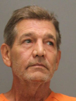 Roger Knudsen of Mullica Hill has received a four-year jail term after being repeatedly stopped while driving on a license suspended for a DUI offense.