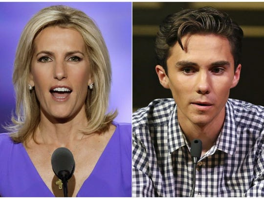 Fox News personality Laura Ingraham speaks at the Republican