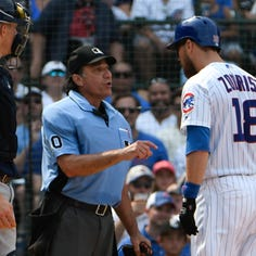 Jon Gast: Umpiring is one of the toughest jobs there is, but keep technology out of it