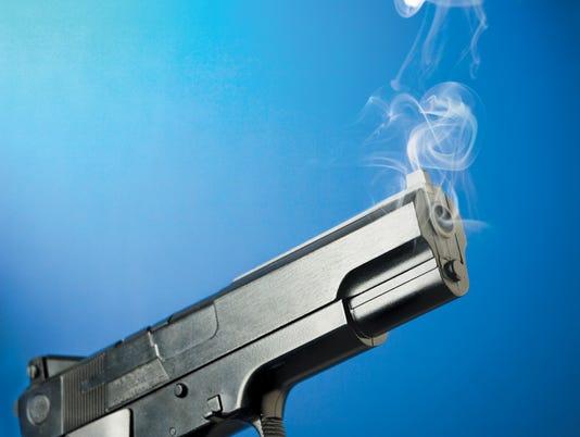 #stockphoto - crime gun