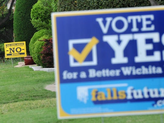 A bond election in Wichita Falls ended with the approval of only one of seven bond proposals.