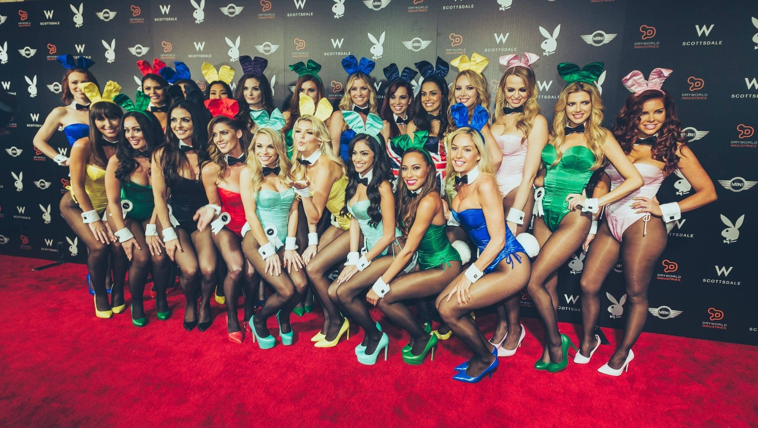Photos Playboy Party At W Scottsdale