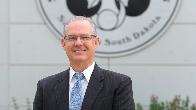Sioux Falls public school Superintendent Brian Maher