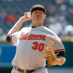 Tillman hurls Orioles to crucial victory over Tigers