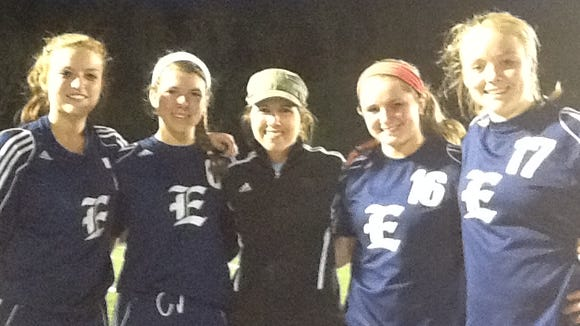 Enka's seniors and the rest of the Sugar Jets will play host to McDowell on Wednesday.