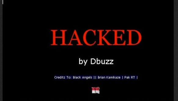 hacked by dbuzz