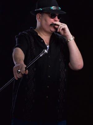 Blues Traveler front man John Popper.