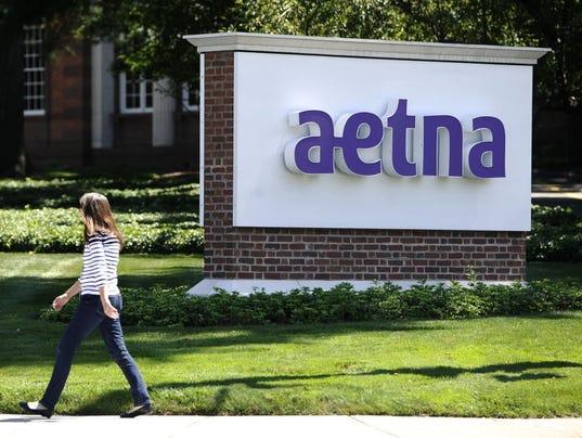 AETNA HEADQUARTERS MOVE
