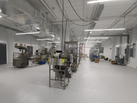 Columbia Care is creating an automated packaging and bottling system.