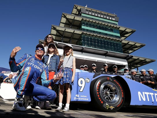 Pole Day is Sunday, May 20 at Indianapolis Motor Speedway.