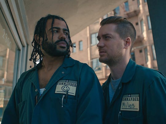 Collin (Daveed Diggs, left) and Miles (Rafael Casal)
