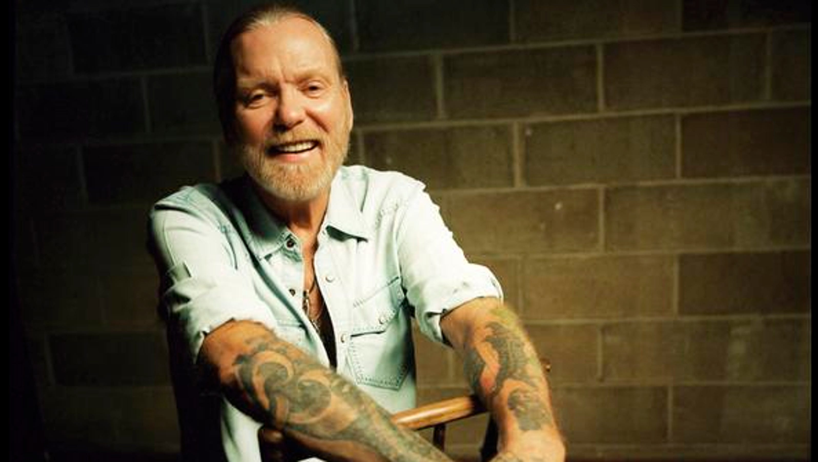 Gregg Allman's musical path leads back to Nashville