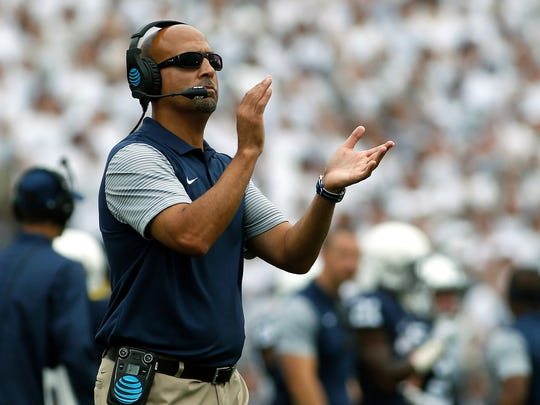 Do fans buy into James Franklin's preaching about patience? We'll see after Saturday's home game with Minnesota.