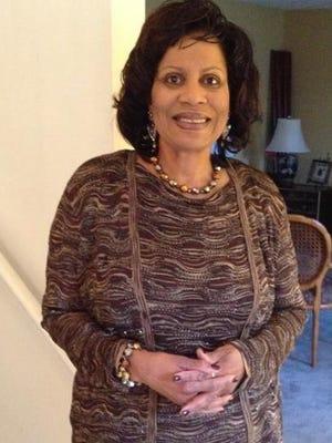 Arlette Miller Smith, Ph.D., founded the Akoma choir.