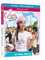 American Girl Grace movie