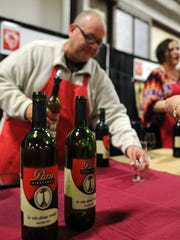 Wineries from across Texas and beyond will be represented at the Red River Wine Festival March 25 at the Bridwell Center.