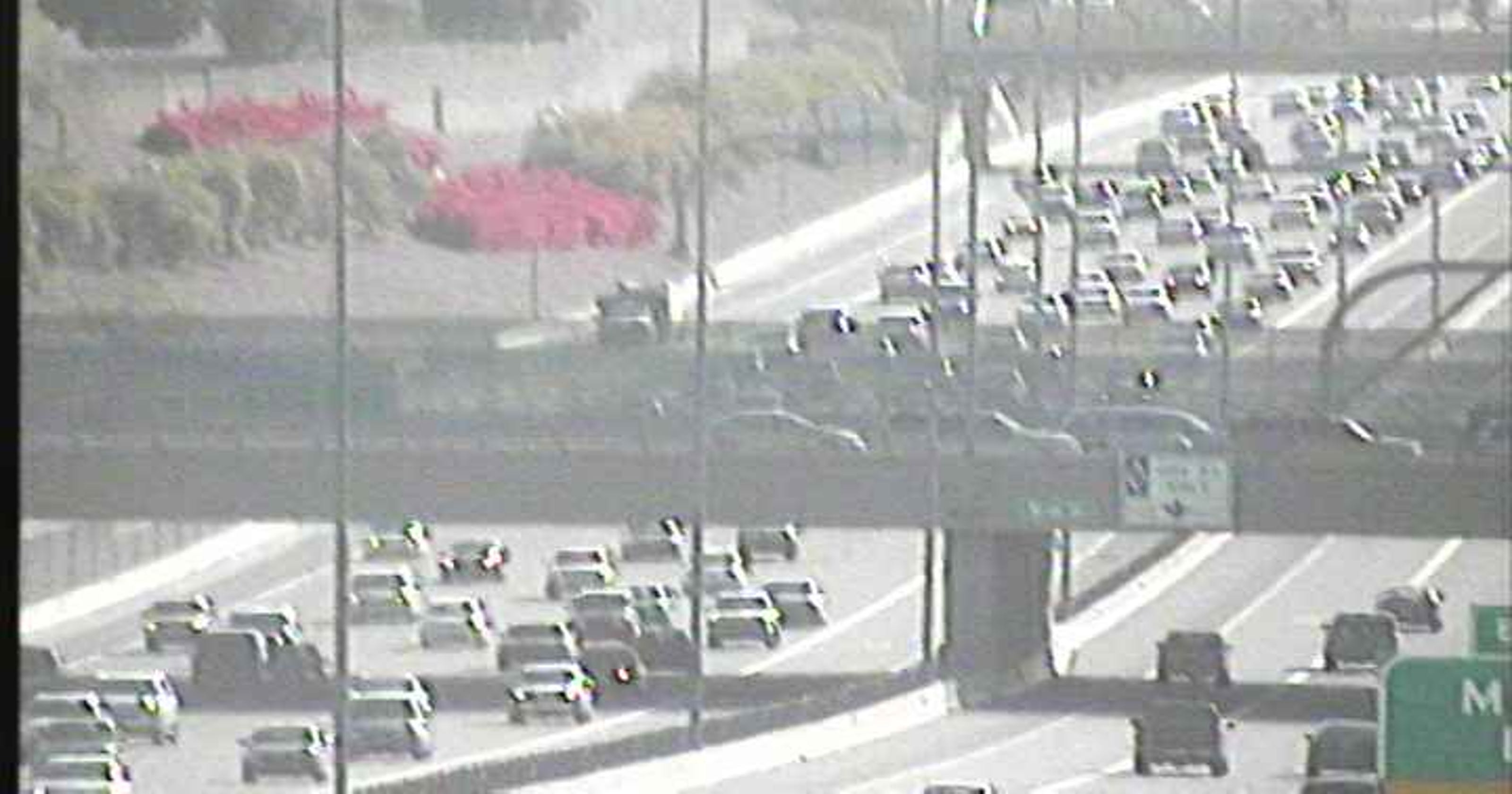 Crash on U S  60 causes traffic backup in Mesa