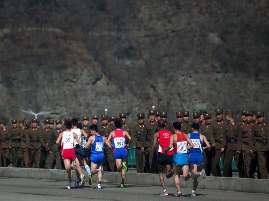 Korea marathon