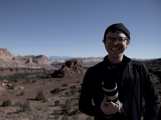"Asheville filmmaker Rod Murphy directed the documentary ""El Chivo,"" about Asheville ultra-runner Will Harlan and the Tarahumara tribe in Mexico's Copper Canyon."