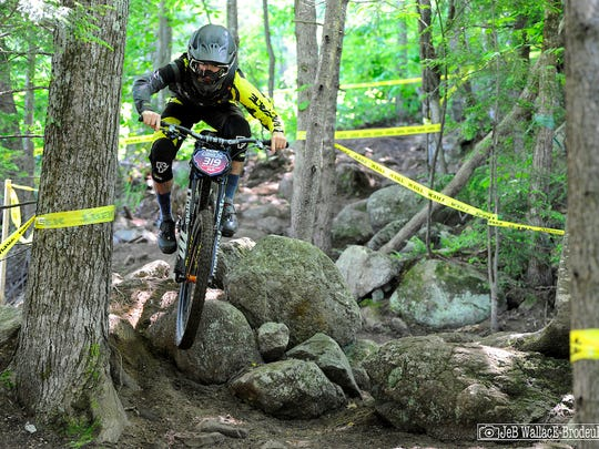 The Maxxis Eastern States Cup mountain bike race series will be at Aqua-Terra Wilderness Area  May 20.