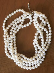 One of Katie George's favorite things are these pearls