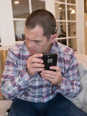 Aaron Hale, a former Explosive Ordnance Disposal team