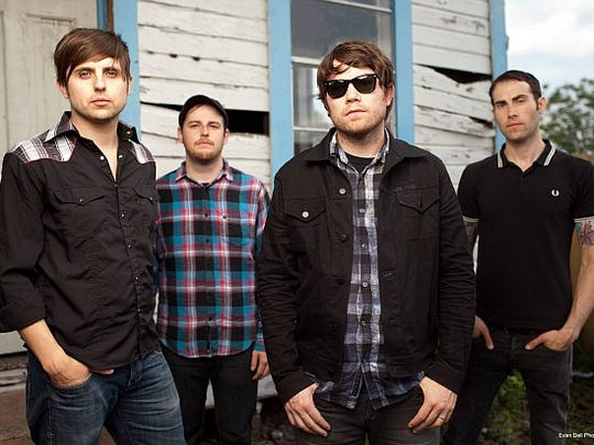 Hawthorne Heights and Emery will pair up for a double bill at Growlers on Thursday.
