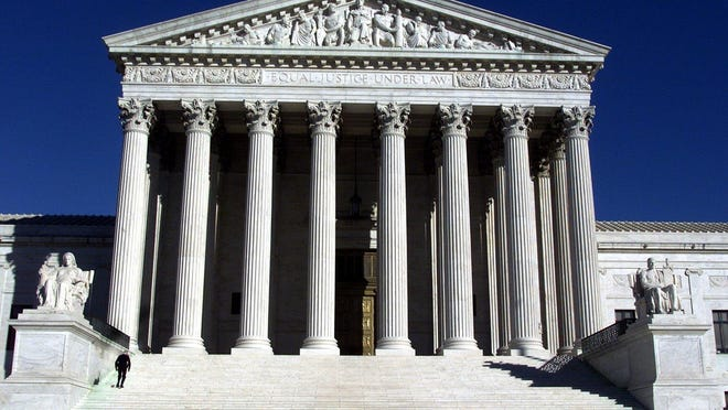 The U.S. Supreme Court rejected a request from Texas Democrats to expand mail voting ahead of the July 14 primary runoff election in the state.