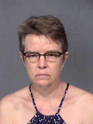 Valerie Berry was arrested Tuesday on suspicion of abducting her daughter 25 years ago in the midst of divorce proceedings.